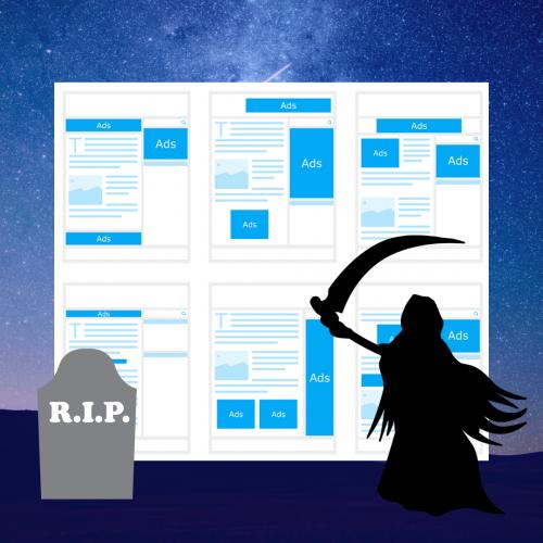 Online Ads Dead